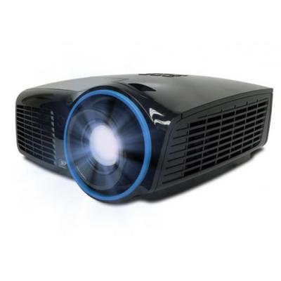 Infocus beamer: Professionele FULL HD Netwerk beamer – 1080p -  4000 ANSI-lumen- 8000:1 - Zwart
