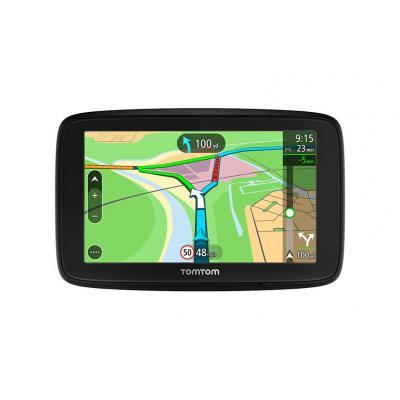 Tomtom navigatie: VIA 53 - Zwart