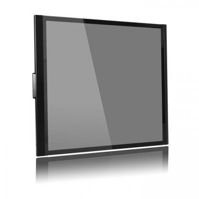 Thermaltake Suppressor F51 Tempered Glass Upgrade Kit Computerkast onderdeel - Zwart, Transparant