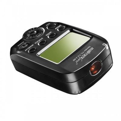 Walimex Operator TTL T-C Photo studio flash unit accessoire - Zwart