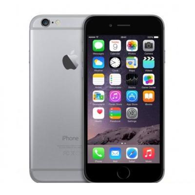 Apple smartphone: iPhone 6 16GB - Refurbished - Zwart, Grijs (Approved Selection Standard Refurbished)
