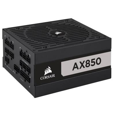 Corsair AX850 Power supply unit - Zwart