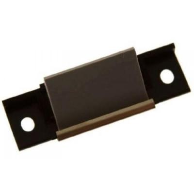 Hp printing equipment spare part: ADF paper separation pad assembly - Zwart, Metallic