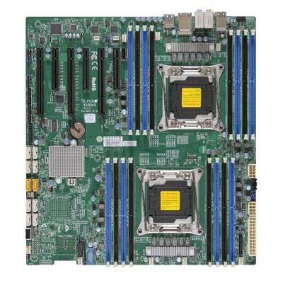 Supermicro MBD-X10DAI-O moederborden