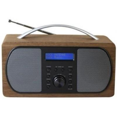 Soundmaster radio: DAB600 - Bruin