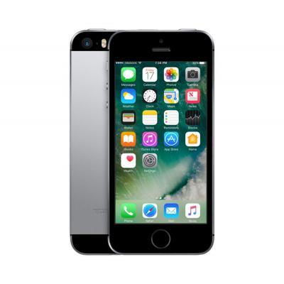 Renewd smartphone: iPhone Apple iPhone SE - Zwart, Grijs