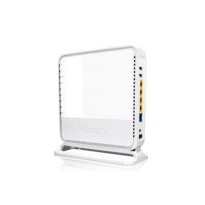 Sitecom wireless router: WLR-8100 AC1750 Wi-Fi Router X8 - Wit