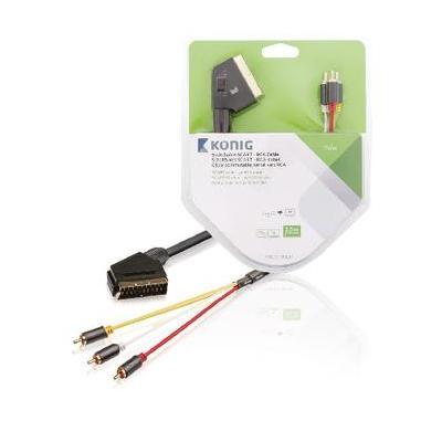 König KNV31130E20 video kabel adapters
