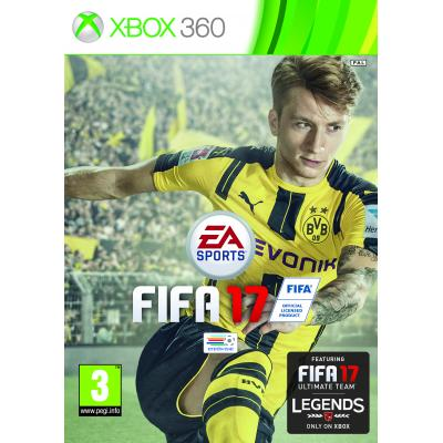Electronic arts game: FIFA 17  Xbox 360