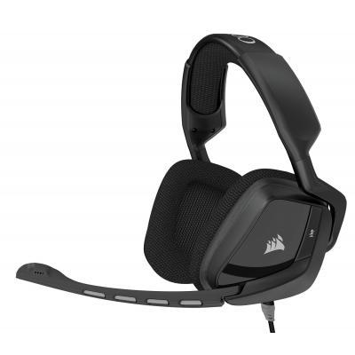 Corsair headset: VOID Surround Dolby 7.1 - Zwart