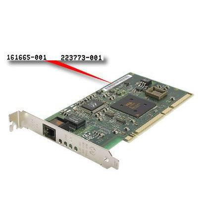 Hewlett Packard Enterprise 161665-001 Netwerkkaarten & -adapters