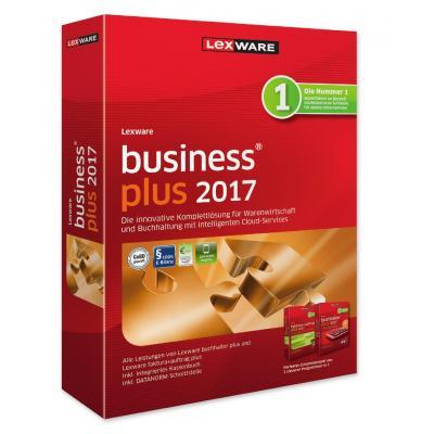 Lexware boekhoudpakket: Business Plus 2017