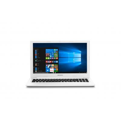 Medion laptop: AKOYA S6219W White 128 - Wit