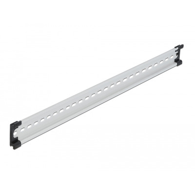 DeLOCK DIN Rail, 482x35x7.5 mm, Aluminium Montagekit