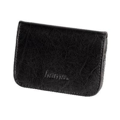 Hama : Memory Card Case - Zwart