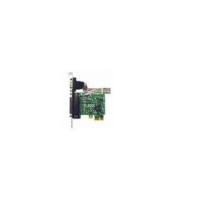 Brainboxes PCI Express 1 LPT Port + 1 RS232 Port Interfaceadapter - Groen