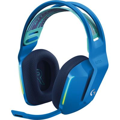 Logitech G G 733 Headset - Blauw