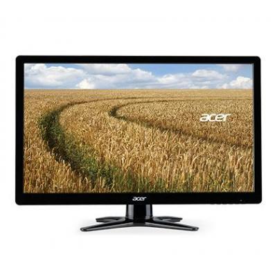 Acer monitor: G6 G246HLF - Zwart