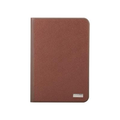 ROCK Luxurious Case Apple iPad Mini/2/3, Coffee Tablet case - Bruin