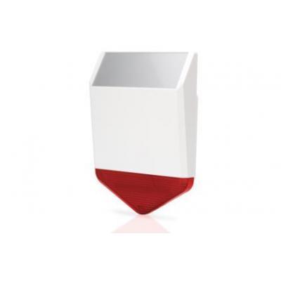 Ednet smart home alarm signal - Rood, Wit