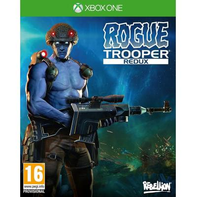 Koch media game: Rogue Trooper Redux  Xbox One