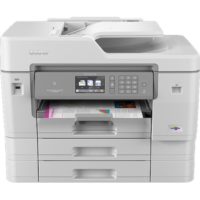 Brother Inkjet, A3, 1200 x 4800 dpi, 512 MB, USB 2.0, 10Base-T/100Base-TX, IEEE 802.11b/g/n, 9.3 cm LCD Touch .....