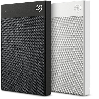 Seagate Backup Plus Ultra Touch Externe harde schijf - Wit