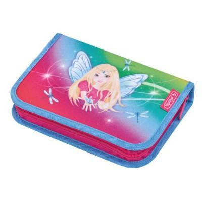 Herlitz potlood case: Rainbow Fairy - Multi kleuren