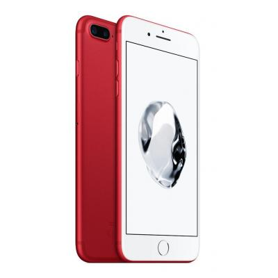 Apple smartphone: iPhone iPhone 7 Plus 128GB (PRODUCT)RED Special Edition - Rood (Refurbished LG)