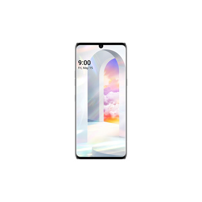 LG Velvet Velvet Smartphone - Wit 128GB