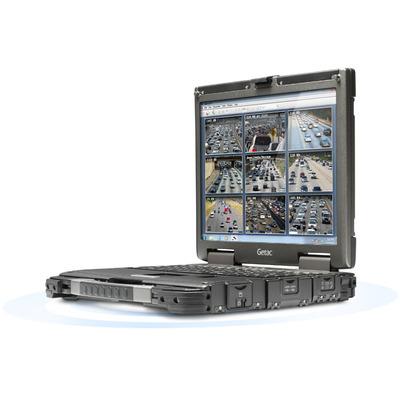 Getac B300 G7 Laptop - Zwart, Grijs