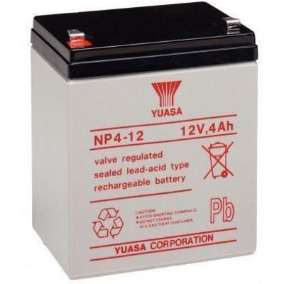 CoreParts MBXLDAD-BA012 UPS batterij - Zwart,Zilver