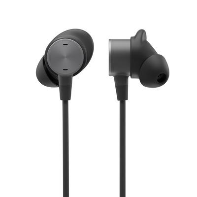 Logitech Zone Wired Earbuds Microsoft Teams Headset - Grafiet