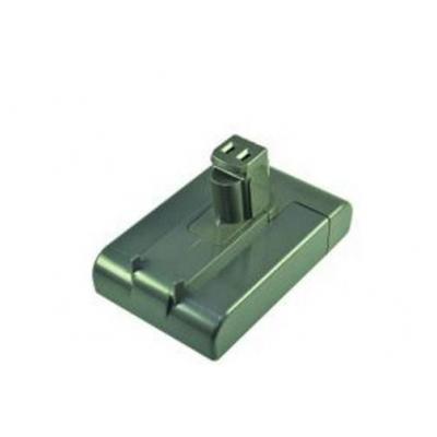 2-power batterij: Lithium ion, 22.2V, 2000 mAh, 120 mm