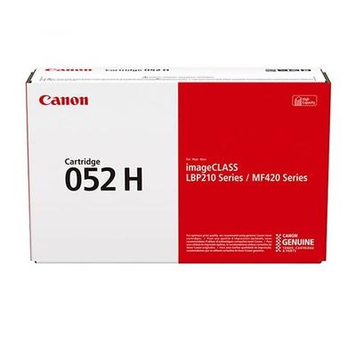 Canon 052 H Toner - Zwart