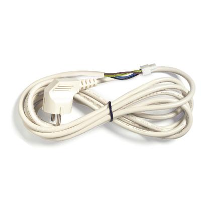 Projecta Easy Install Plug and Play aansluitkabel voor RF schermen, 5m, EU Electriciteitssnoer - Wit