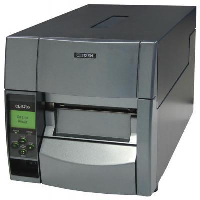 Citizen CL-S700DT Labelprinter - Zwart