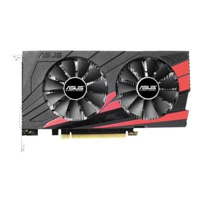 Asus videokaart: NVIDIA GeForce GTX 1050 Ti, 4GB