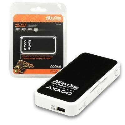 Axago CRE-X1 Geheugenkaartlezer