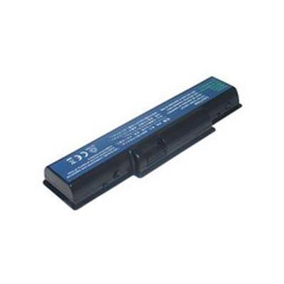 Acer batterij: BT.00607.014 - Zwart
