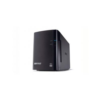 Buffalo DriveStation HD-WLU3 SAN - Zwart