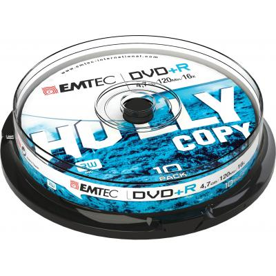 Emtec ECOVPR471016CB DVD