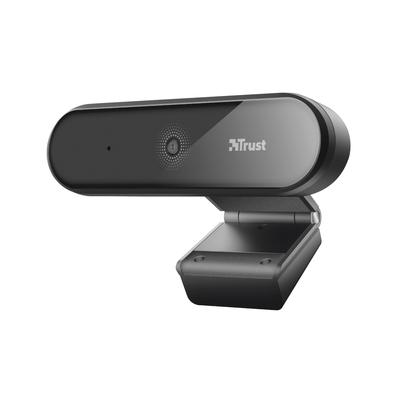 Trust Tyro - Full HD Webcam - Zwart