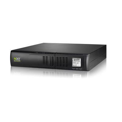 NEXT UPS Systems Mantis 3000 RT2U UPS - Zwart