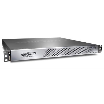 Dell firewall: SonicWALL SonicWALL Email Security Appliance 3300 - Security appliance - 10Mb LAN, 100Mb LAN - 1U - .....