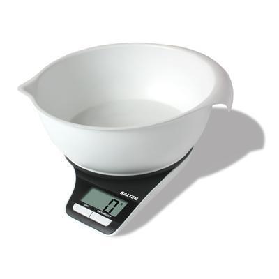 Salter weegschaal: 1089BKWHDR - Zwart, Wit