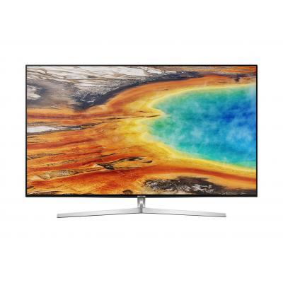 Samsung led-tv: UE65MU8009T - Zilver