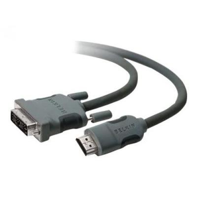 Belkin HDMI - DVI-D M/M 1.8m - Zwart