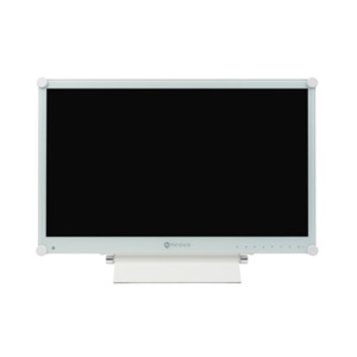 """AG Neovo 21.5"""" 1920x1080, 5 ms, VGA, DVI-D, HDMI, DP 1.2, RMS 2x 2 W, 3.5mm, 513 x 369 x 155 mm Monitor - Wit"""