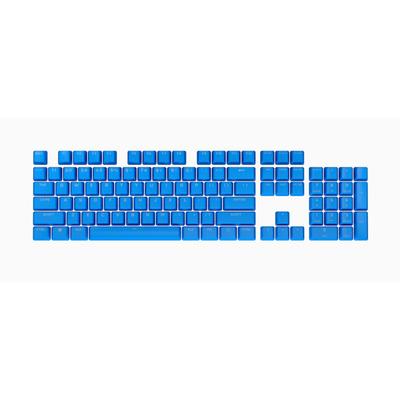 Corsair PBT DOUBLE-SHOT PRO Keycap Mod Kit — Elgato Blue (NA) Toetsenbord accessoire - Blauw